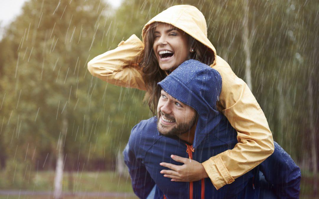 Singing & Dancing in the Rain