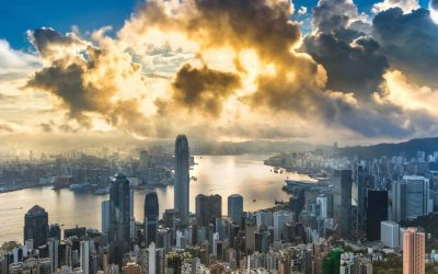 Hong Kong: the city still shaped by feng shui