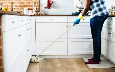 Quick Feng Shui Tip – Hoover with intent!